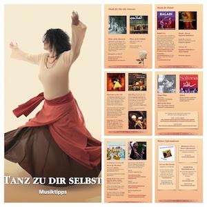 Musiktipps für Ägyptischen Tanz